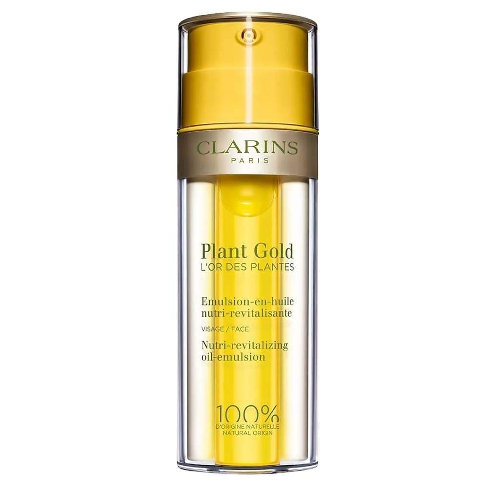 Plant Gold Nutri-Revitalizing Oil-Emulsion (All Skin Types) - Clarins