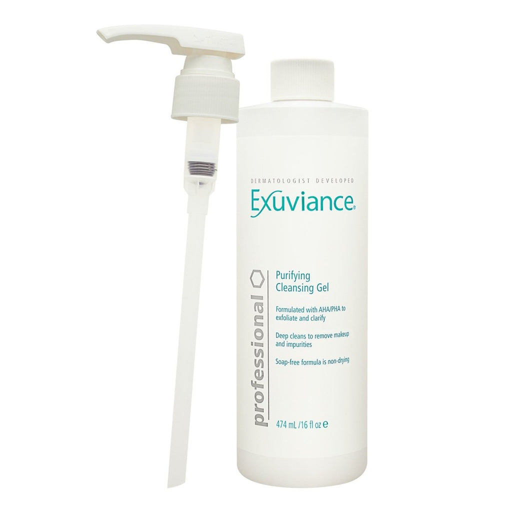 Purifying Cleansing Gel (Normal / Combination) - Exuviance