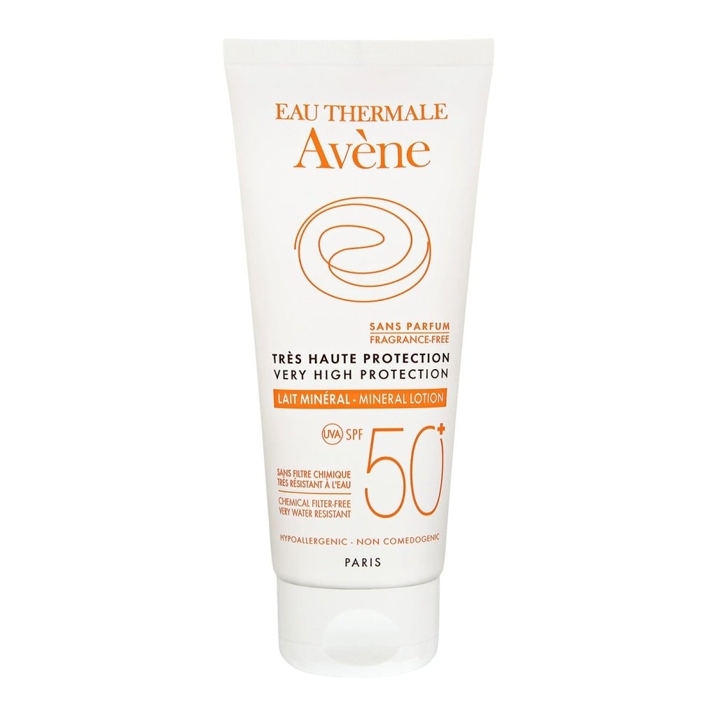 Very High Protection Mineral Lotion SPF50+ - Avene