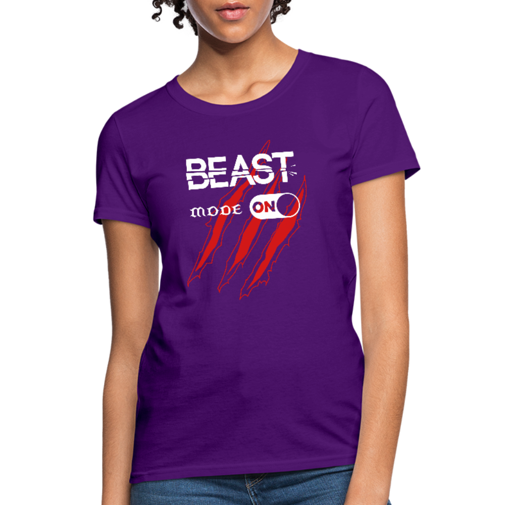 T-Shirt | Beast Mode ON - get2shirts