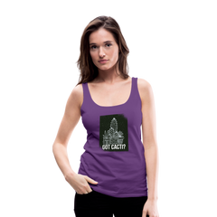 Tank Top | Got Cacti-Women's Premium Tank Top-get2shirts