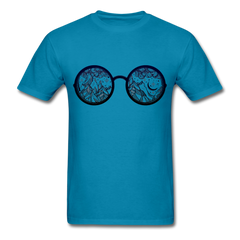 Magical Glasses | Men's T-Shirt-Men's T-Shirt-get2shirts