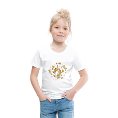 T-Shirt | cute unicorn-Toddler Premium T-Shirt-get2shirts