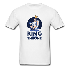 Toilet | King Throne | Men's T-Shirt-Men's T-Shirt-get2shirts