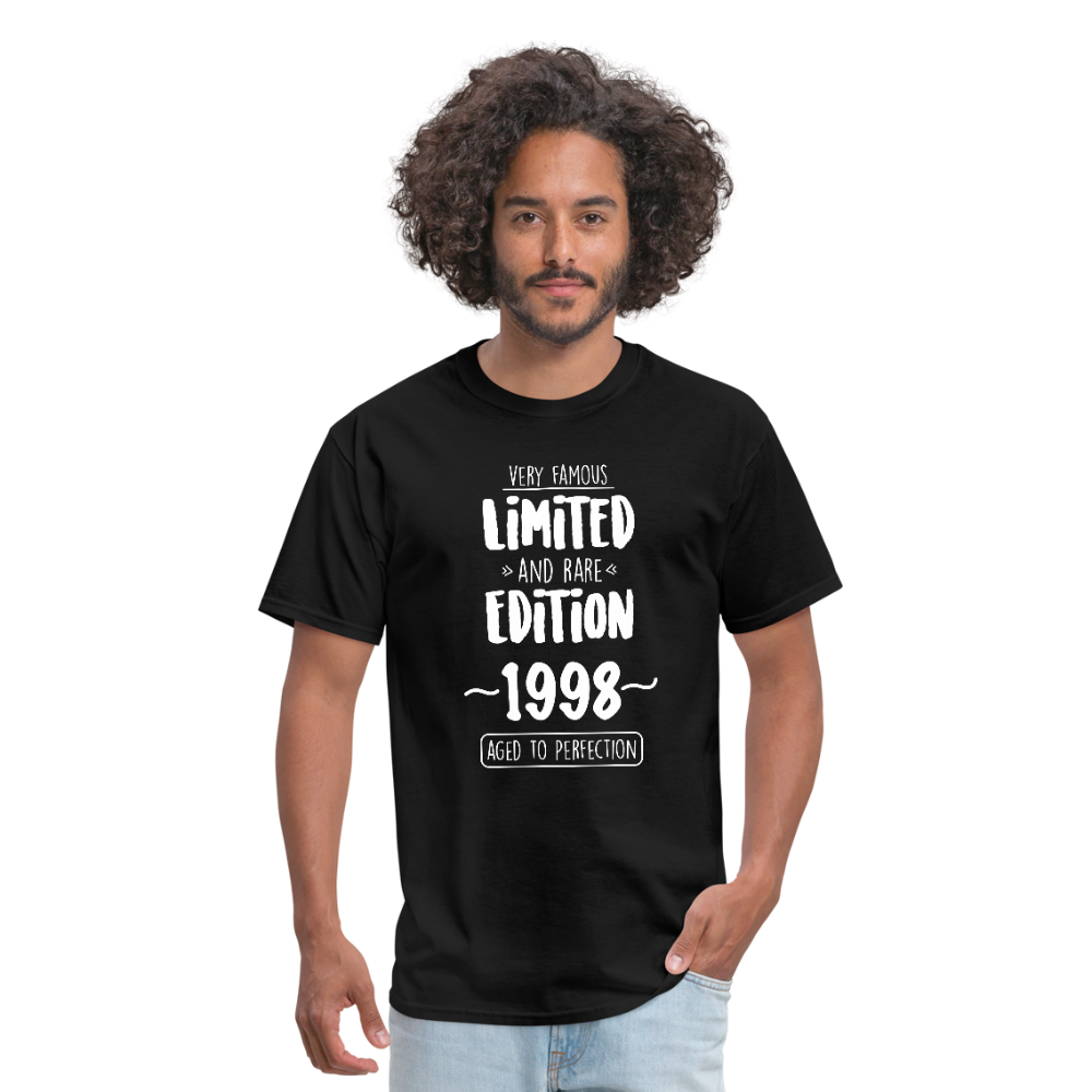 Limited Edition born 1998 | Men's T-Shirt - get2shirts