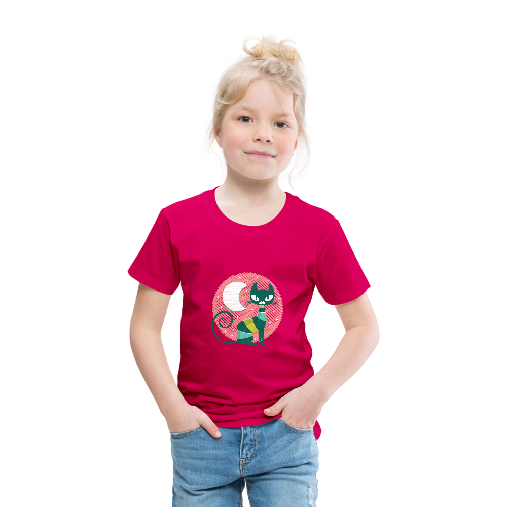T-Shirt | artistically nice cat-Toddler Premium T-Shirt-get2shirts