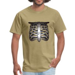 Skeleton thorax | Men's T-Shirt-Men's T-Shirt-get2shirts