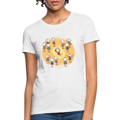 T-Shirt | Stickman-Women's T-Shirt-get2shirts