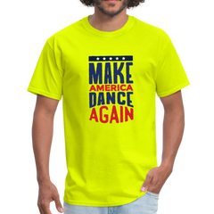 Make america dance again | Men's T-Shirt-Men's T-Shirt-get2shirts