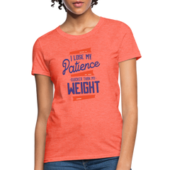 T-Shirt | lose weight-Women's T-Shirt-get2shirts