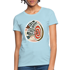 T-Shirt | shoot bow Calmly focused - get2shirts