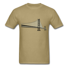 Golden Gate Bridge | Men's T-Shirt - get2shirts