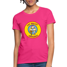 Load image into Gallery viewer, T-Shirt | Los Pollos Hermanos - fuchsia