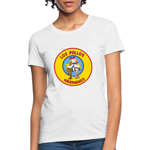 T-Shirt | Los Pollos Hermanos - white