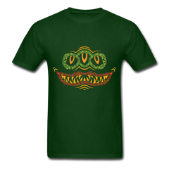 Psychedelic Monster Mask | Men's T-Shirt-Men's T-Shirt-get2shirts