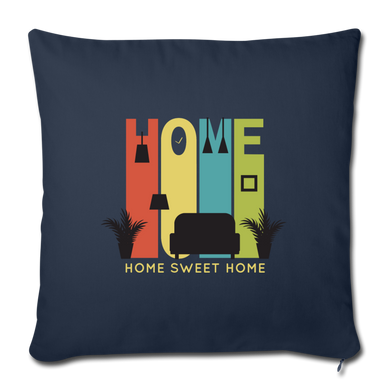 Pillow | Home Sweet Home - navy