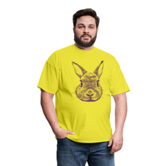 rabbit | Men's T-Shirt-Men's T-Shirt-get2shirts