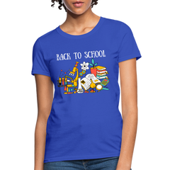 Back to school | Women's T-Shirt-Women's T-Shirt-get2shirts