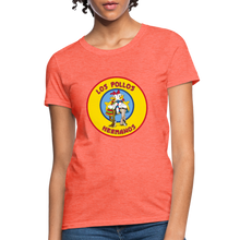 Load image into Gallery viewer, T-Shirt | Los Pollos Hermanos - heather coral