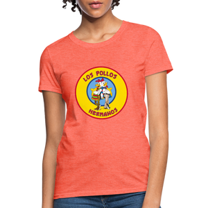 T-Shirt | Los Pollos Hermanos - heather coral