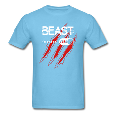 Beast Mode ON | Men's T-Shirt-Men's T-Shirt-get2shirts