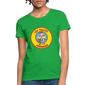 T-Shirt | Los Pollos Hermanos - bright green