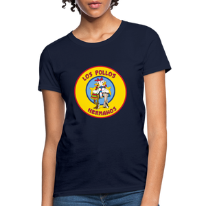 T-Shirt | Los Pollos Hermanos - navy