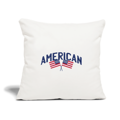 "Pillow | American Stars & Stripes-Throw Pillow Cover 18"" x 18""-get2shirts"