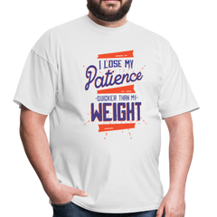 lose weight | Men's T-Shirt-Men's T-Shirt-get2shirts