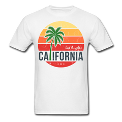 Los Angeles California | Men's T-Shirt - get2shirts
