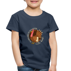 T-Shirt | turkey be kind-Toddler Premium T-Shirt-get2shirts