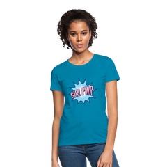T-Shirt | Girl Power - get2shirts