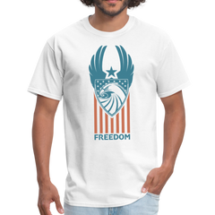 USA freedom | Men's T-Shirt-Men's T-Shirt-get2shirts