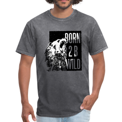 Born to be wild | Men's T-Shirt-Men's T-Shirt-get2shirts