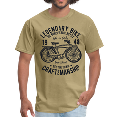 Retro Legendary Bike | Men's T-Shirt-Men's T-Shirt-get2shirts