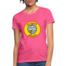 Load image into Gallery viewer, T-Shirt | Los Pollos Hermanos - heather pink