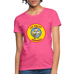 T-Shirt | Los Pollos Hermanos - heather pink