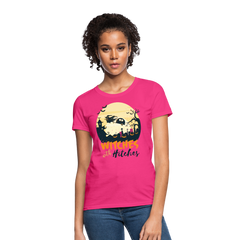 T-Shirt | witches with hitches-Women's T-Shirt-get2shirts