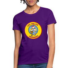 Load image into Gallery viewer, T-Shirt | Los Pollos Hermanos - purple