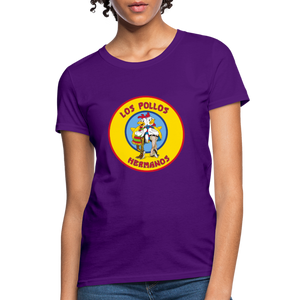 T-Shirt | Los Pollos Hermanos - purple