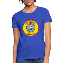 Load image into Gallery viewer, T-Shirt | Los Pollos Hermanos - royal blue