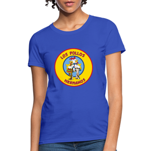 T-Shirt | Los Pollos Hermanos - royal blue