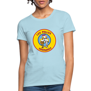 T-Shirt | Los Pollos Hermanos - powder blue
