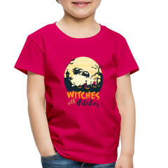 T-Shirt | witches with hitches-Toddler Premium T-Shirt-get2shirts