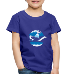 T-Shirt | Bigfoot water ski-Toddler Premium T-Shirt-get2shirts