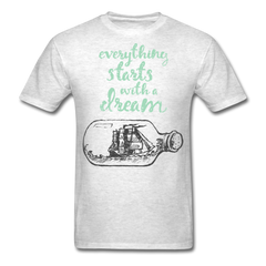 Ship in a Bottle | Men's T-Shirt-Men's T-Shirt-get2shirts