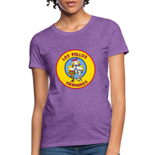 Load image into Gallery viewer, T-Shirt | Los Pollos Hermanos - purple heather