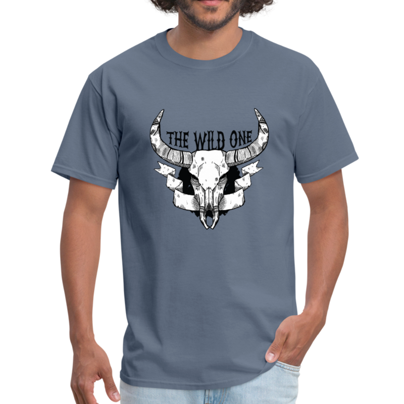 The wild one | Men's T-Shirt-Men's T-Shirt-get2shirts