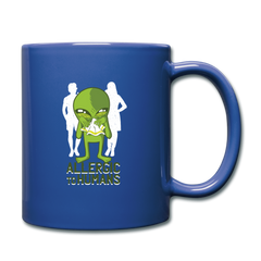 Mug | Alien allergic to humans-Full Color Mug-get2shirts