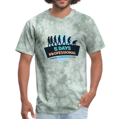 evolution backward | Men's T-Shirt-Men's T-Shirt-get2shirts